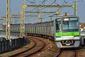 Toei Subway 10-300 series 20161201.jpg