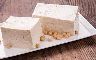 Tofu - Firm tofu