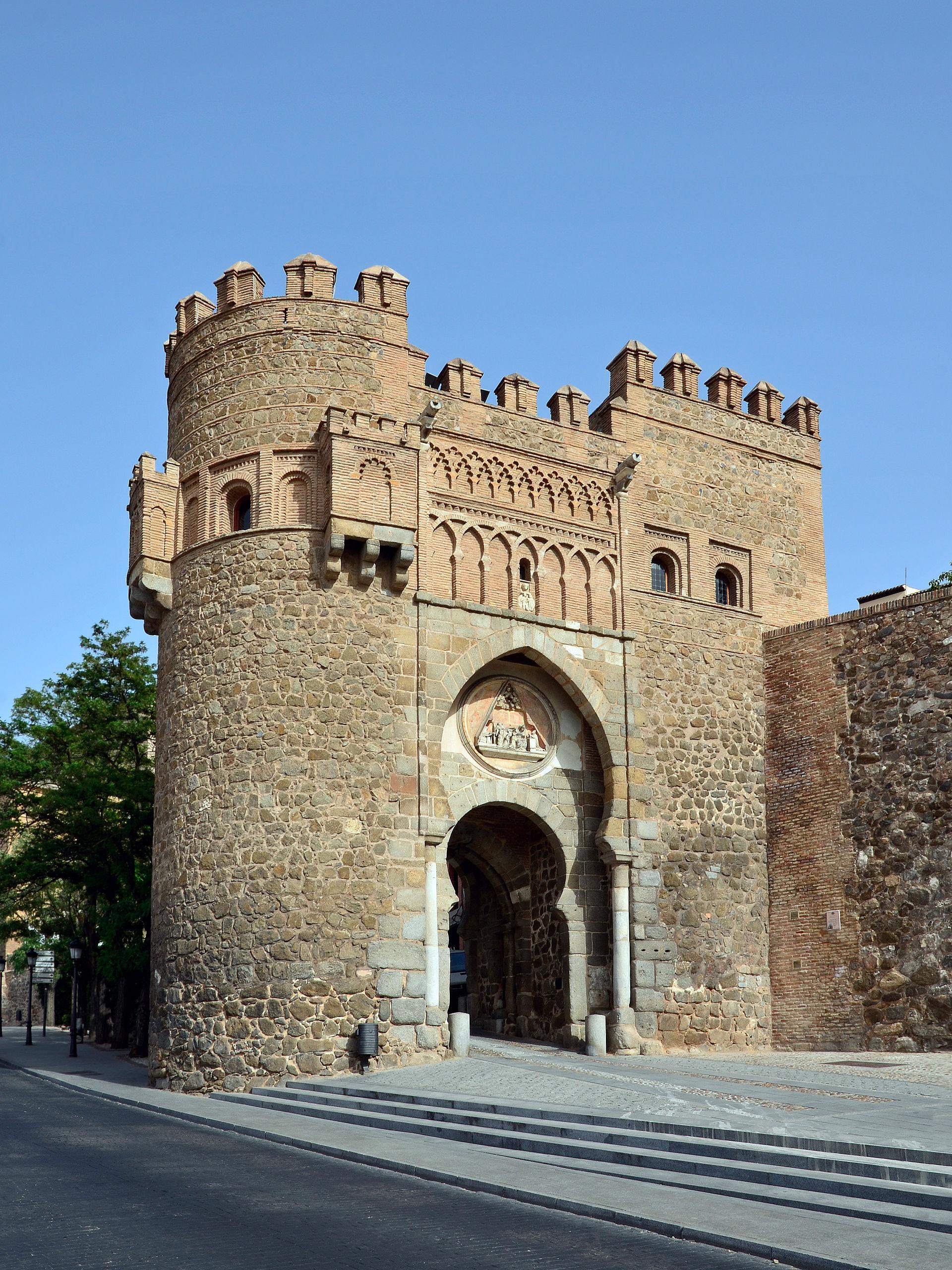 Puerta del sol toledo wikipedia den frie encyklop di Obras puerta del sol