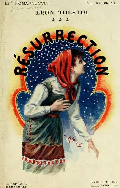 File:Tolstoï - Résurrection, trad. anonyme.djvu