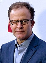 Photo of Tom McCarthy in 2015.