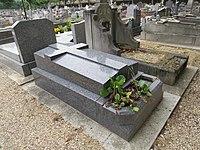 Tombe de Francis Pélissier - 01.jpg