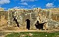 Tombs of the Kings Paphos Cyprus 19.jpg