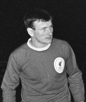 Tommy Smith (footballer, born 1945) - Smith pictured in October 1966.