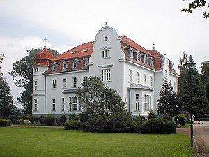 Torgelow am See - Schloss Torgelow, private school