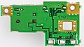 Toshiba Satellite 220CS - PCB with status LEDs, IR receiver, USB slot-91882.jpg