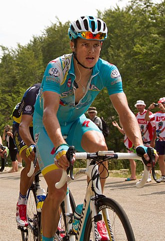 Jakob Fuglsang - Fuglsang at the 2013 Tour de France