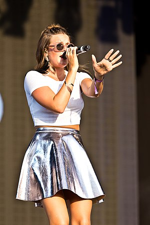 "Habits (Stay High) - Tove Lo (pictured) wrote ""Habits (Stay High)"" during 2012's Hurricane Sandy."