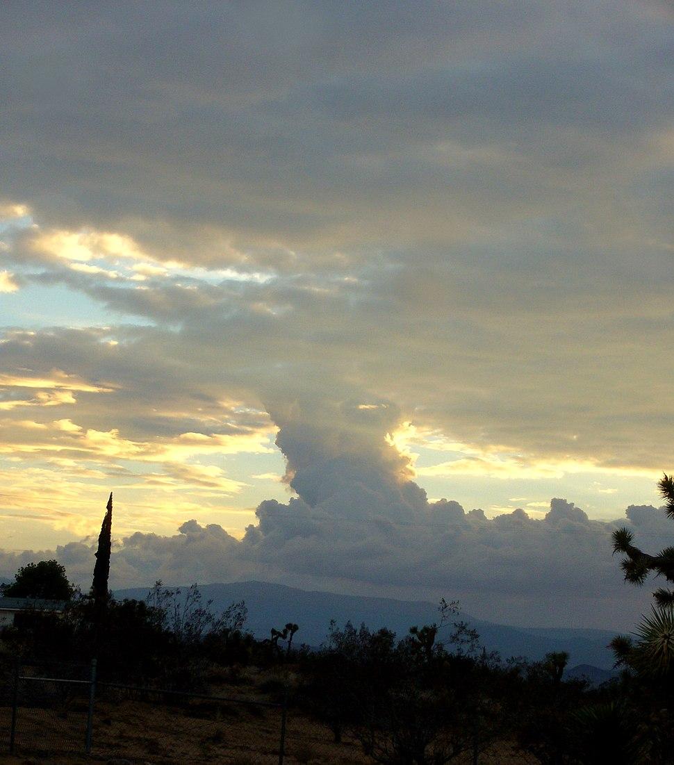 Towering Vertical Cloud 1