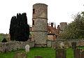 Towers of Stiffkey Hall, Stiffkey, Norfolk - geograph.org.uk - 320490.jpg