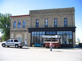 Hartney - Image: Town's Museum (Hartney, MB)