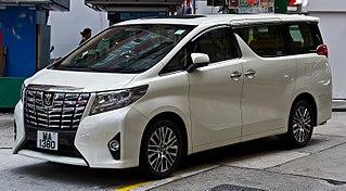 Toyota Alphard car model