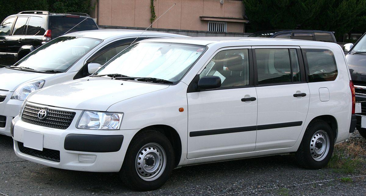 Toyota Succeed  Wikipedia