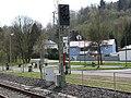 Tramhaltestelle Helsa Bahnhof, 5, Helsa, Landkreis Kassel.jpg