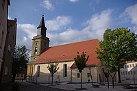 Trebbin St Marien Kirche Aussen.jpg