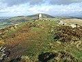 Trig pillar on Gowbarrow - geograph.org.uk - 1017313.jpg