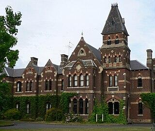 Trinity College (University of Melbourne) college of the University of Melbourne, Victoria, Australia