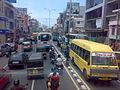 Trivandrum MG Road Rush.jpg
