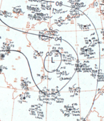 Tropical Storm Anita surface analysis 26 September 1964.png