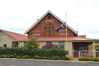Trundle, New South Wales - Image: Trundle Roman Catholic School 001
