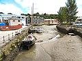 Truro River from Kenwyn Bridge - geograph.org.uk - 2009729.jpg