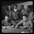Tuskegee airmen playing cards 13266u.tif