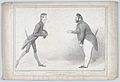 Tweedledum and Tweedledee, or, The Schoolmaster -i-s abroad! MET DP868286.jpg