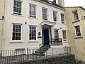 Ty Gelli Aur-golden Grove House, With Steps And Railings.jpg