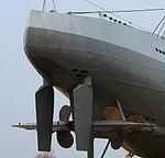 Type VIIC submarine stern.jpg