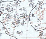Typhoon Mamie July 17, 1966 surface analysis.png