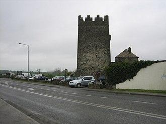 Richard Tyrrell - Tyrrellspass castle