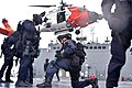 U.S. Coast Guard Maritime Security Response Team USNS Sisler 2006.jpg