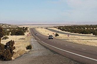 U.S. Route 89 in Arizona - U.S. 89 near Flagstaff