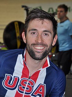 Eric Young (cyclist) American cyclist