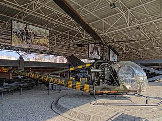 Victorious War Museum - Image: US Helicopter at Pyongyang Museum