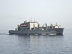 USNS Medgar Evers (T-AKE-13) in the Arabian Sea in 2013.jpg