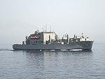 USNS Medgar Evers (T-AKE-13) en la Araba Maro en 2013.jpg