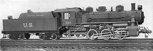 USRA 0-6-0 - New York Central (Chicago Junction) 221