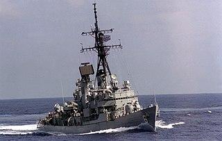 USS <i>Barney</i> (DDG-6)