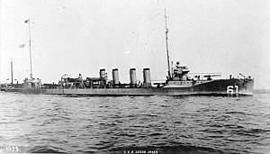Hans Rose - USS Jacob Jones