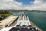 USS Missouri - View from the Bridge (6179885105).jpg
