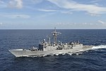 USS Rodney M. Davis (FFG-60) in the Indian Ocean in October 2014.JPG