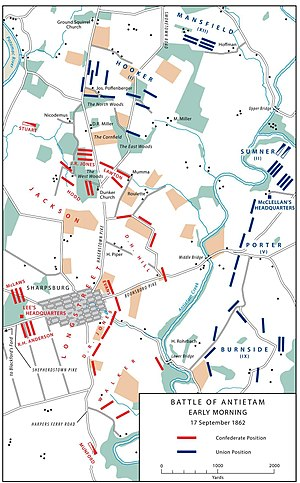 Deadliest Day in American History is September 17 – Antietam By the Numbers