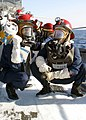 US Navy 030315-N-0115R-067 Members of the Rapid Response Team aboard the Spruance-Class destroyer USS Deyo (DD 989) stand a reflash watch.jpg