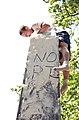 US Navy 030519-N-5319A-006 Daniel Shea, a U.S. Naval Academy freshman.jpg