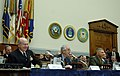 US Navy 050217-N-2383B-058 The U.S. Navy's top leaders testify before members of the House Armed Services Committee during the Defense Authorization Request for Fiscal Year 2006 and the Future Years Defense Program.jpg