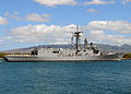 US Navy 100624-N-6854D-052 USS Ford (FFG 54) pulls into Joint Base Pearl Harbor-Hickam, Hawaii, to support RIMPAC 2010.jpg