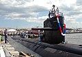 US Navy 100906-N-7705S-068 USS Norfolk (SSN 714) returns from a scheduled six-month deployment.jpg