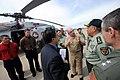 US Navy 110519-N-EF447-151 Adm. John C. Harvey Jr., center, commander of U.S. Fleet Forces Command, speaks with Gen. Chen Bingde.jpg