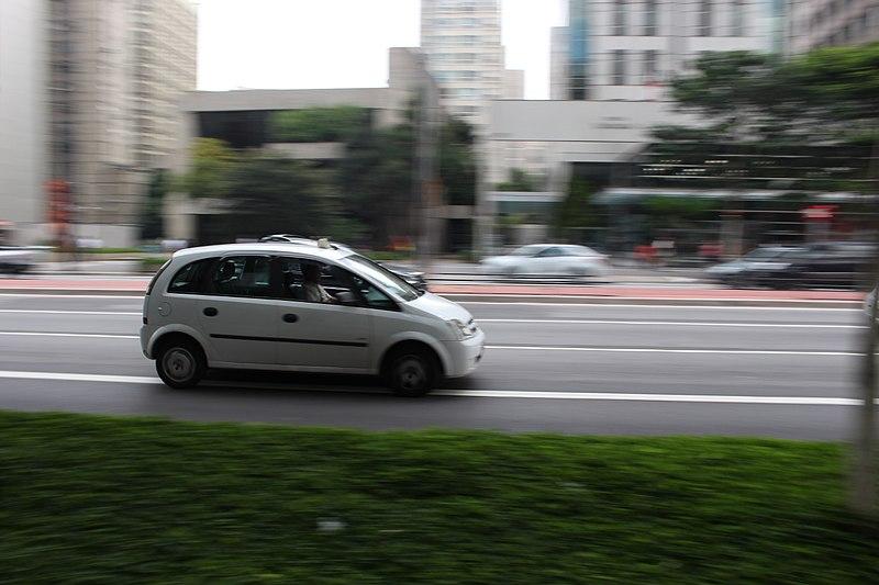 Preço do táxi em São Paulo